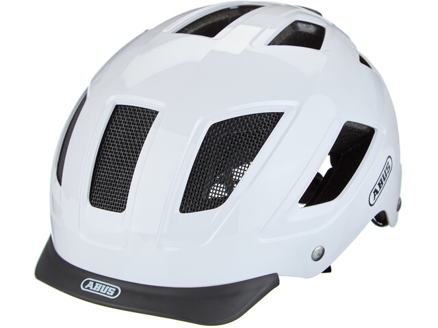 ABUS Hyban 2.0 Helmet polar white